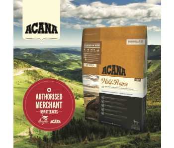 Acana Cat All Breeds & Stages Wild Prairie 'Trial Pack - 340g (Out Of Stock)