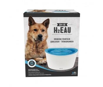 Zeus H2EAU Dog Drinking Fountain - 6 L (200 fl oz)