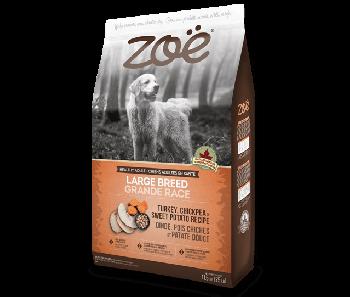 Zoe Dog Turkey, Chickpea & Sweet Potato Recipe Large Breed 11.5kg