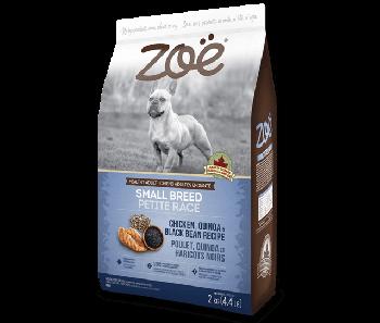 Zoe Dog Chicken, Quinoa & Black Bean Recipe Small Breed 2kg